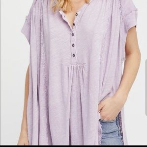 Free People Aster Henley